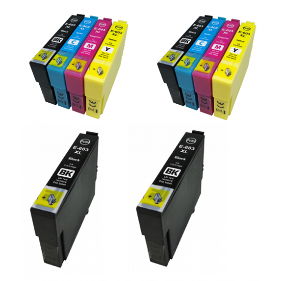 Compatible Epson 603XL Multipack Special