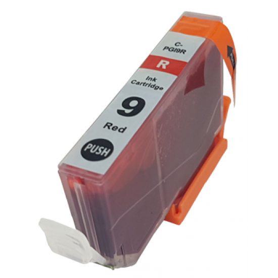 Compatible Canon (1040B008AA) PGI-9R Red Ink Cartridge
