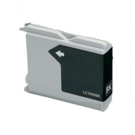 Compatible Brother LC1000 LC970 Black Ink Cartridge