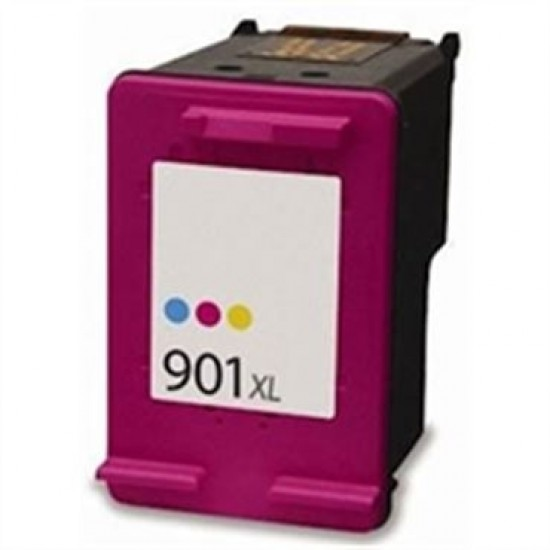 Recycled HP CC656AE (No. 901) Colour Ink Cartridge (360 Pages)