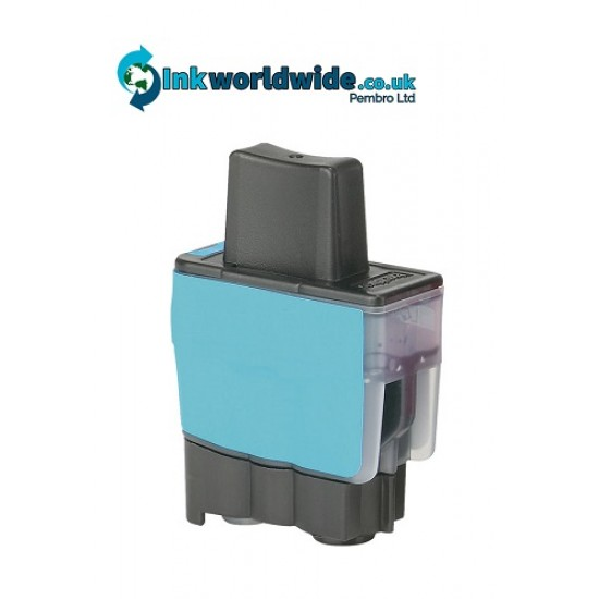 Compatible Brother LC900C Cyan Ink Cartridge
