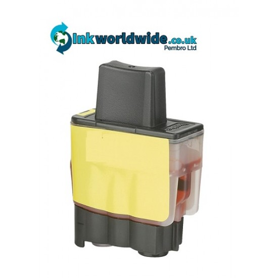 Compatible Brother LC900Y  Yellow Ink Cartridge