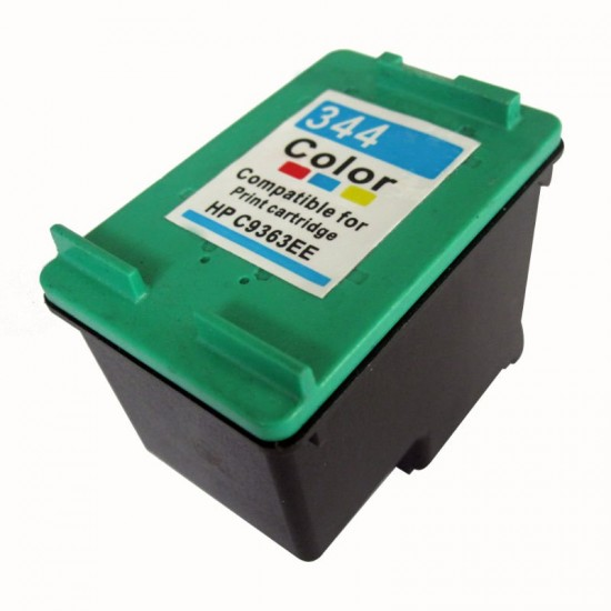 Recycled Colour HP Ink Cartridge C9363EE (344) 14ml