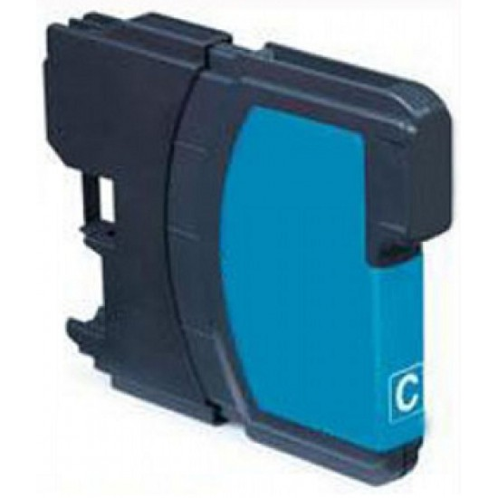 Compatible Brother LC1100HYC High Capacity Cyan Ink Cartridge (Check Compatibility!)