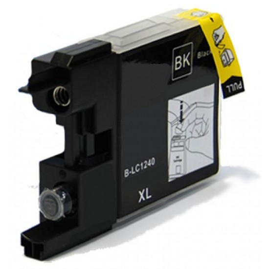 Compatible Brother LC1240BK Black Ink Cartridge