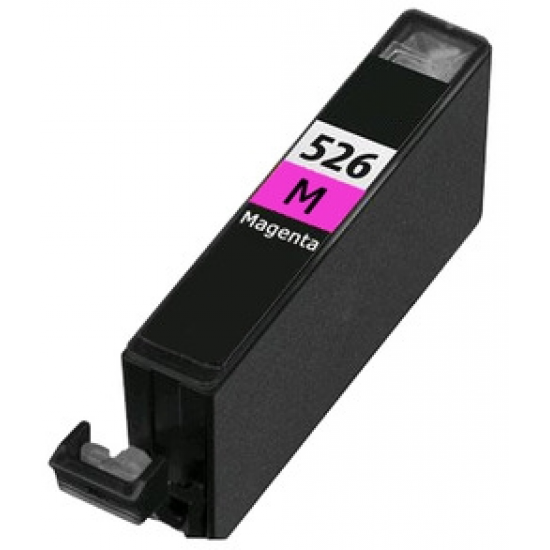 Compatible Magenta Canon CLI-526M Ink Cartridge (With Chip) 13ml