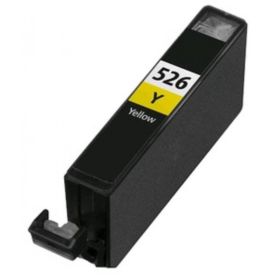 Compatible Yellow Canon CLI-526Y Ink Cartridge (With Chip) 13ml