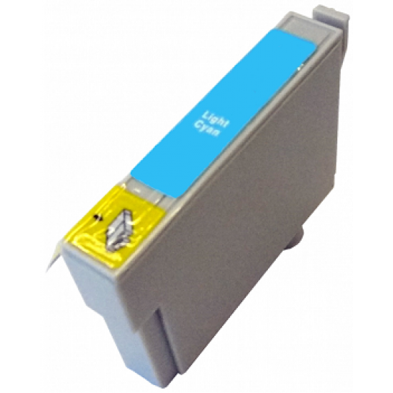 Compatible Light Cyan Epson (TO795) Ink Cartridge