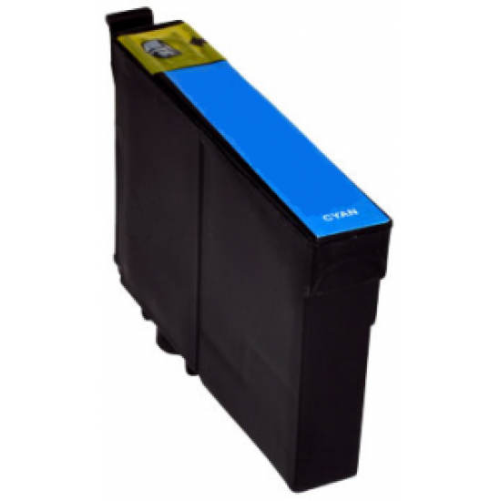 Compatible Epson T1282 Cyan Ink Cartridge