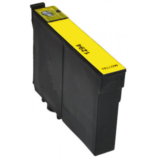 Compatible Epson T1294/84 Yellow Ink Cartridge