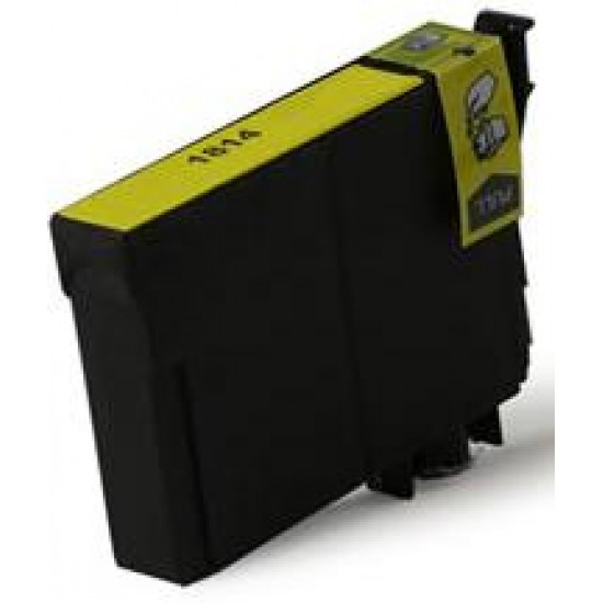 Compatible Epson T1814XL  Yellow Ink Cartridge