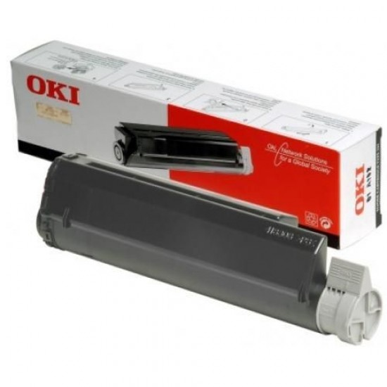 Original Oki 41331702 Black Toner Cartridge 4000 Pages