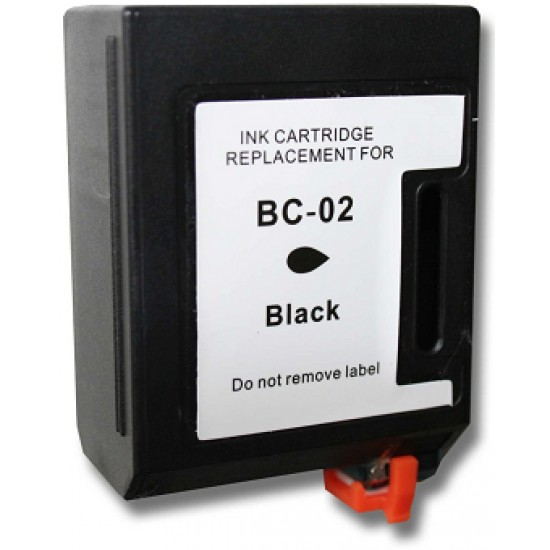 Compatible Canon BC-02 Black Ink Cartridge
