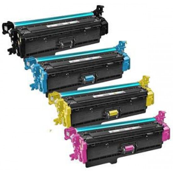 Compatible HP 201X multipack