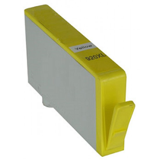 Compatible HP CD974AE (920XL) Yellow Ink Cartridge 13ml