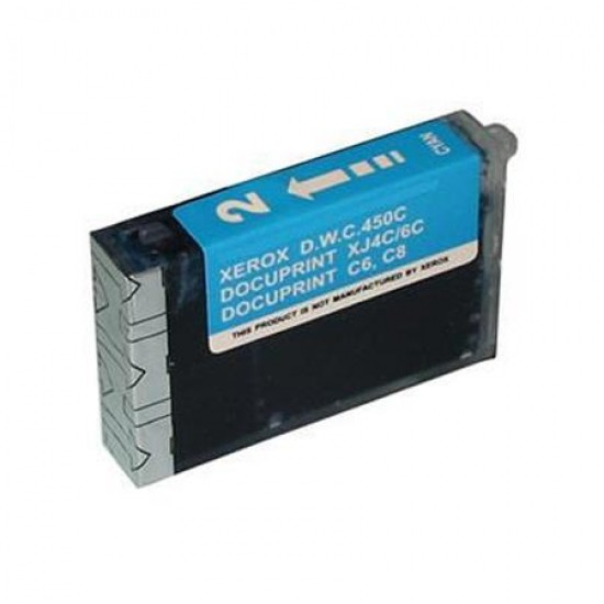 Xerox 8R7661 Cyan Compatible Ink Cartridge